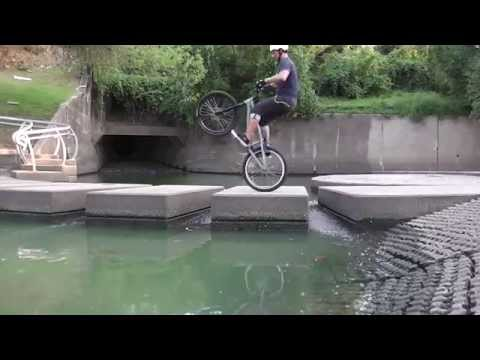 Todd Day Trials Bike (H-Town late Summer 2014)