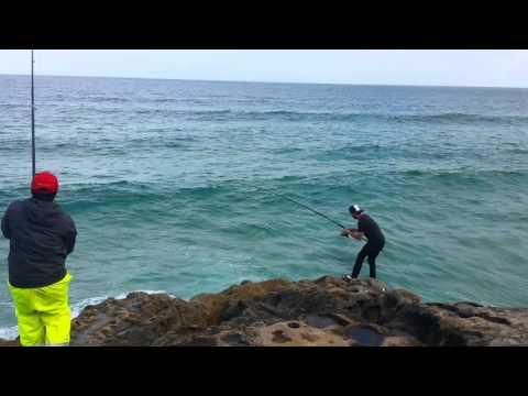 Rock Fishing Sydney | ahmad and ivan