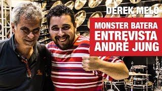 Monster Batera entrevista André Jung - 30 Anos de Pegada Rock