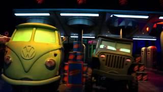 DISNEYLAND CAR'S 2012