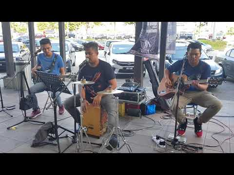 Dia Milik Orang - Harry Khalifah (cover by one Avenue Buskers)