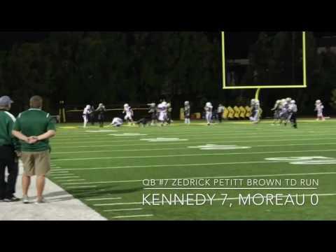 HIGHLIGHTS: Kennedy-Fremont 14, Moreau Catholic 7