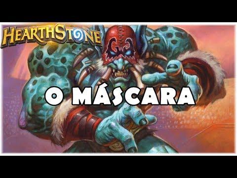 HEARTHSTONE - O MÁSCARA! (STANDARD SECRET HUNTER)
