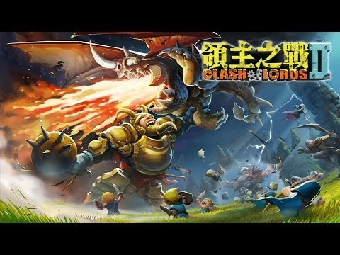 Clash of Lords 2 HD Android GamePlay Trailer [Game For Kids]