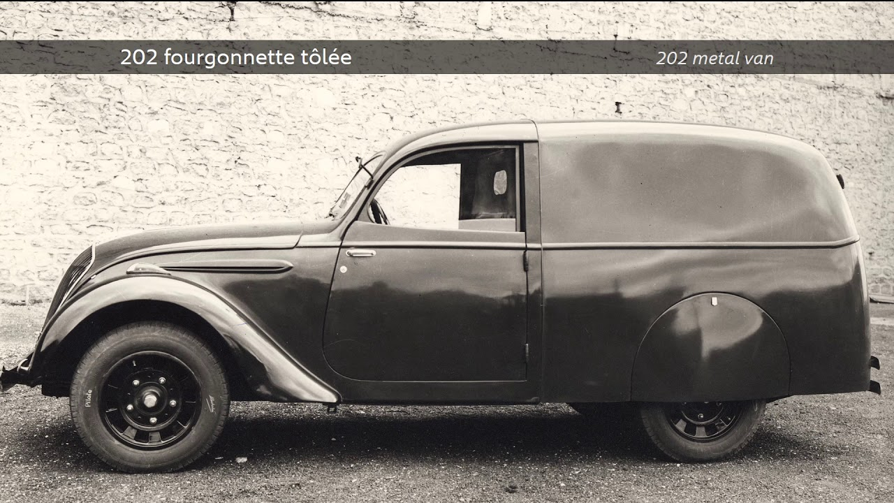 Peugeot 202 Story
