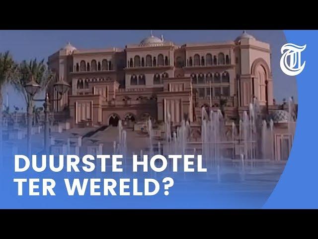 Dit zijn de vijf bizarste hotels ter wereld - DE VIJF