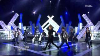 [3.52 MB] Super Junior - Bonamana, 슈퍼주니어 - 미인아, Music Core 20100605