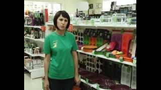 Видео о формах для выпечки и запекания(Все многообразие форм для выпечки и запекания, представленно в магазинах Хоттабыч г.Костанай. Формы, метали..., 2014-08-07T17:51:21.000Z)