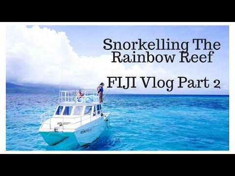 Health Scare & Snorkelling in Fiji: VLOG pt. 2