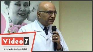 طبيب يكشف نسبة الإصابة بسرطان الثدى بين نساء مصر