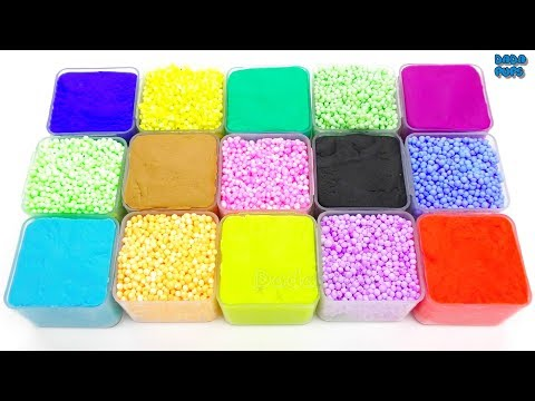 Learn Colors with Play Doh Foam Clay Surprise |Learn Colours Play Doh|Learn Fruits and Vegetables