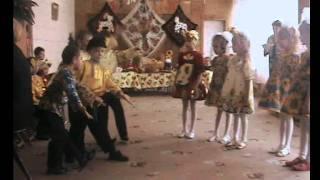 Праздник в детском саду(Осенний праздник в детском саду