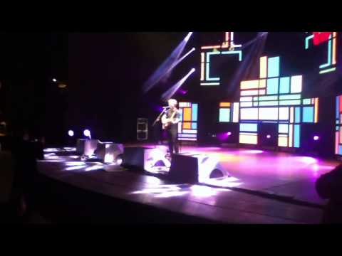 Lego House- Ed Sheeran live at Mesa Amphitheater