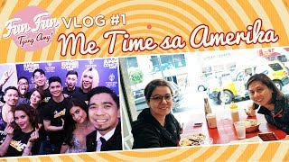 [Fun Fun Tyang Amy] Vlog 1 : US Trip With It