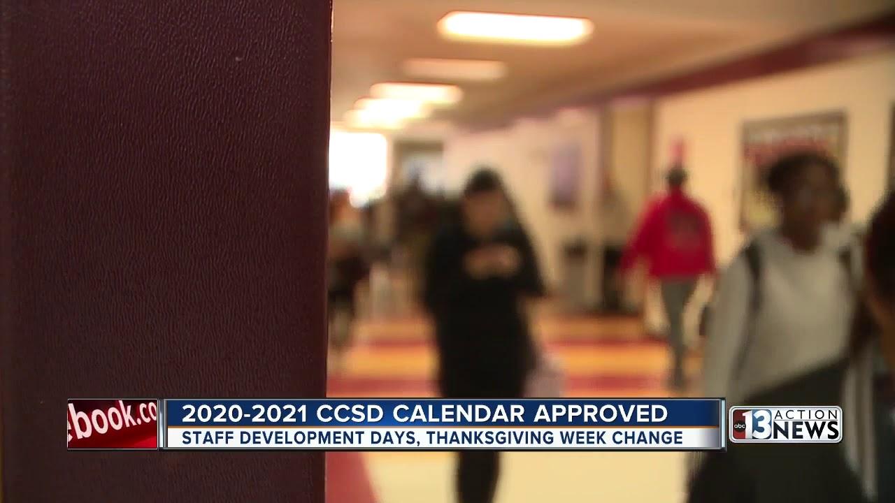 Ccsd Calendar 2021 2020 2021 CCSD calendar approved   YouTube