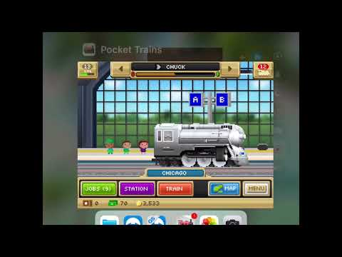 Pocket Trains Cheat/Hack Not Date And Time (FREE Trains) (Working May 2019) IOS/Android