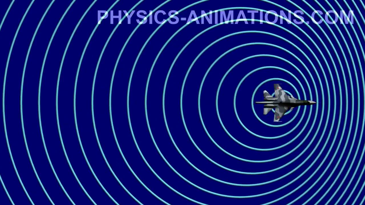 Doppler Effect and Shock Waves HD  YouTube
