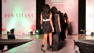 Fashion Show at Modern School, New Delhi by Bhavyaa