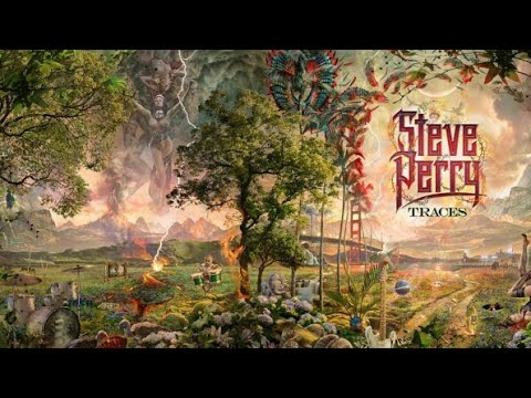 Steve Perry Debuts At #6 With Traces