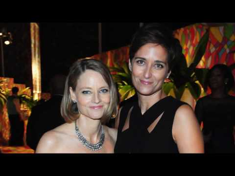 Jodie Foster and her Spouse Alexandra Hedison