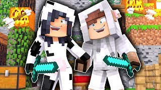 TEAMING WITH MY BOYFRIEND ?! | Play Barn | Minecraft School Roleplay thumbnail