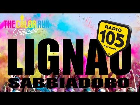 Radio 105 - THE COLOR RUN 2016 - Lignano Sabbiadoro