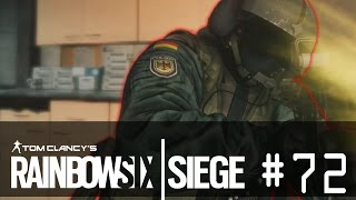 RAINBOW SIX SIEGE #72 - Über 1 Stunde voller ACTION [Deutsch/German]