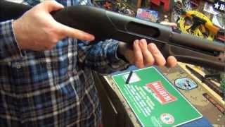 Benelli Super Nova plus new gun parts