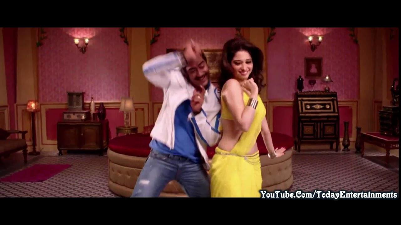 Download Taki Taki    Official Full Video Song   Himmatwala   Feat' Ajay Devgn, Tamannaah   HD 1080p   YouTu