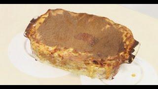 Лазанья болоньезе рецепт от шеф-повара / итальянская кухня  /  Илья Лазерсон / Обед безбрачия