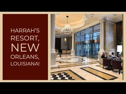 Harrahs Casino Resort New Orleans, Louisiana!