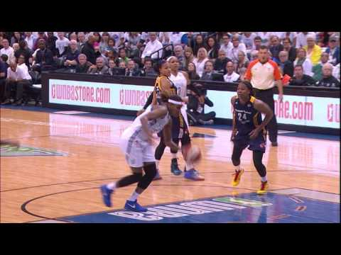 Maya Moore WNBA Finals Career Highlights