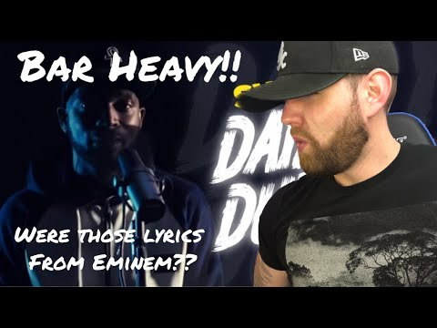 [American Ghostwriter] Reacts to: Swiss- Daily Duppy S:05 Ep:08- GRM Daily- yo this dude is wild