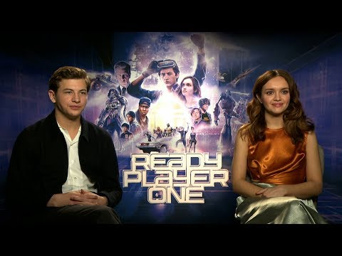 Ready Player One interview: hmv.com talks to the cast