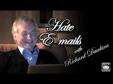 Download Youtube: Hate E-mails with Richard Dawkins