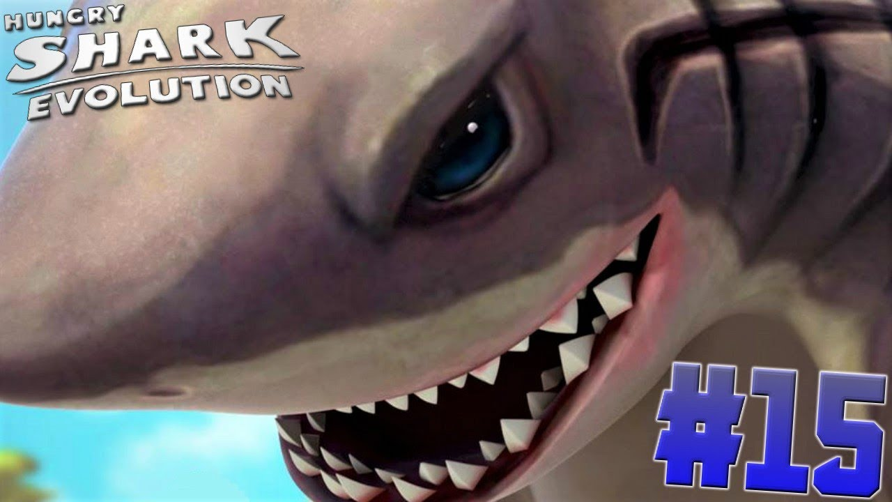 THE MEG!!!-Hungry Shark Evolution Ep  #15