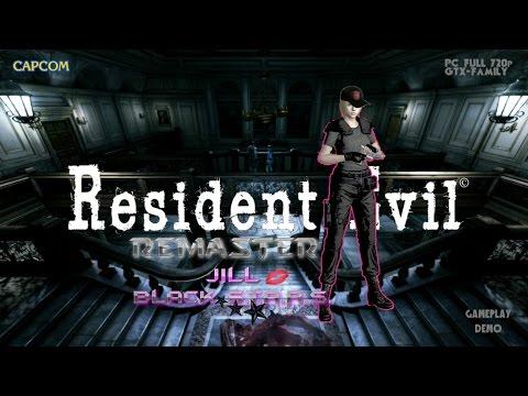 Resident Evil HD Remaster | Jill Black S.T.A.R.S. Skin [PC]