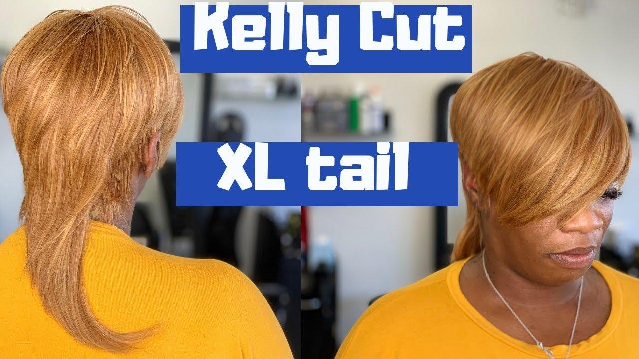 Kelly Cut extra long tail  Sensationnel Premium Now Hair