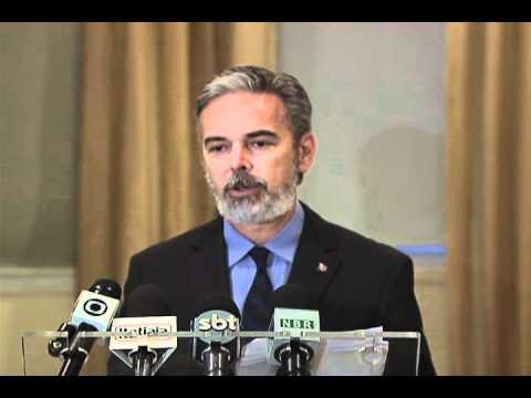 Segunda entrevista coletiva do Ministro Antonio Patriota em NY - Parte 1