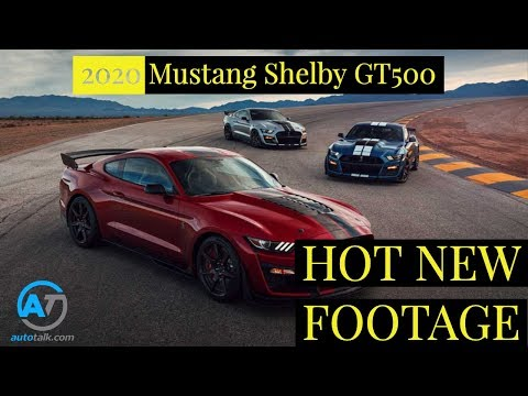 2020 Mustang Shelby GT500 Review AT360