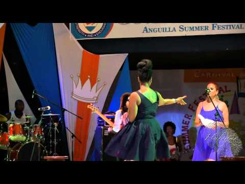 Chrisette Michele Live In Anguilla Featuring British Dependency