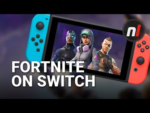 Fortnite on Nintendo Switch - If, When, How, and Why?