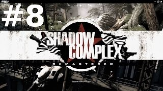 Shadow Complex Remastered Прохождение #8 - Запасаюсь Гранатами