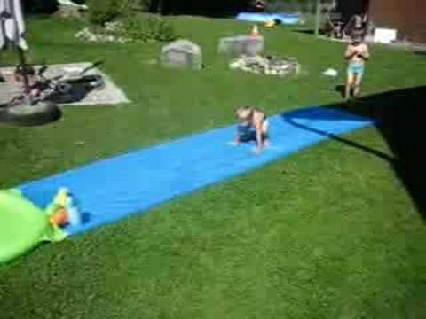 Wasserrutsche Youtube