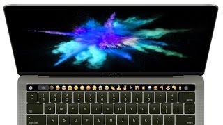 MacBook Pro Touchbar review! | iJustine