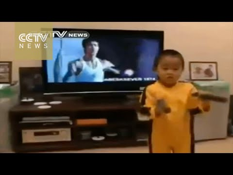 China Buzz: Bruce Lee reincarnated as 4-year-old!