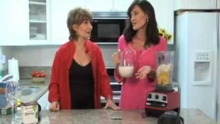 Mango Lassi Recipe Featuring Wholesome! Organic Stevia