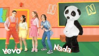 Panda e Os Caricas - O Alfabeto Divertido