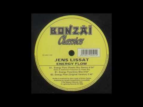 Jens Lissat - Energy Flow (Plastic Boy Remix)