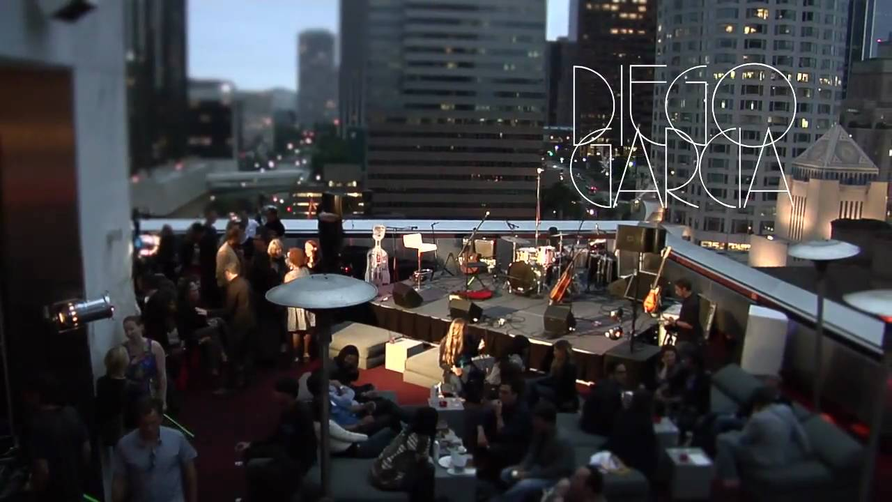 Standard Sounds Presents Diego Garcia on the rooftop at The Standard,  Downtown LA